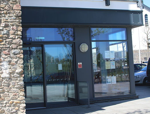 Automatic Door Installation Plymouth