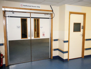 Fire Door Installation Devon