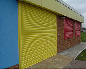 Security Shutters Plymouth