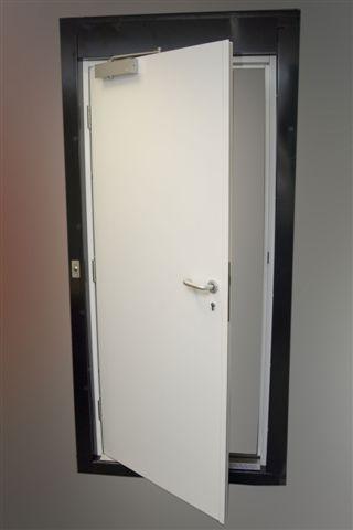Exeter Steel Doors Devon